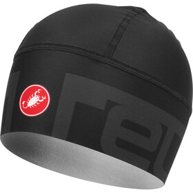 Castelli Viva 2 Thermo Skully Hat light black